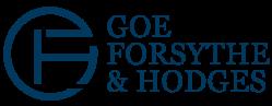 Goe Forsythe & Hodges LLP Logo